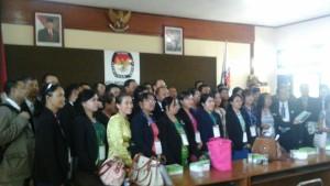 Delegasi Myanmar]